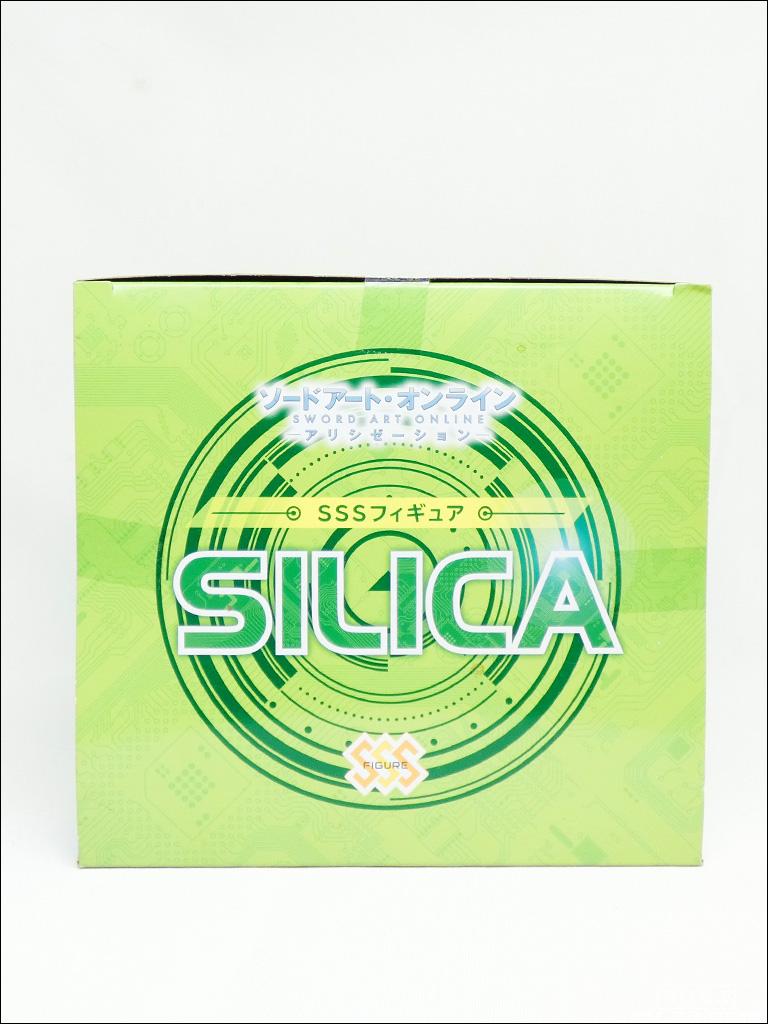 ソードアート・オンライン アリシゼーション SSSフィギュア −シリカ−