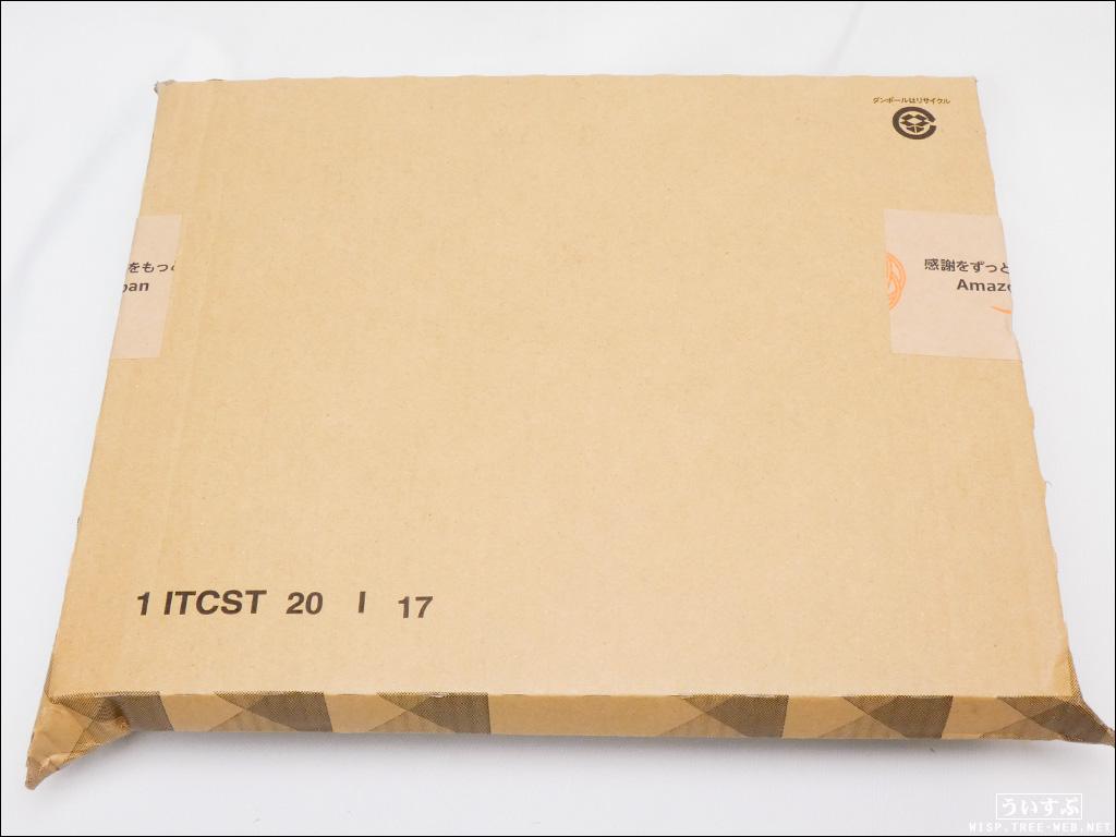 Amazon.co.jp ねんどろいど ダンボール袋梱包 [梱包写真]
