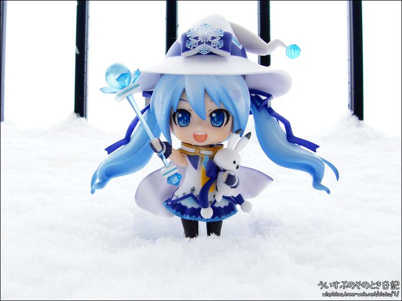 雪ミク Magical Snow Ver.