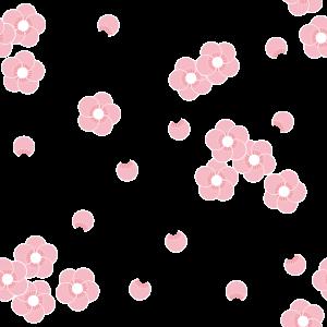 梅の背景素材