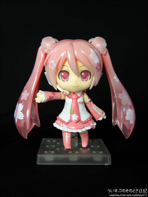 ねんどろいど 桜ミク Bloomed in Japan