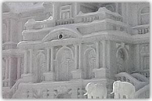 7丁目氷像「チャックリー・マハー・プラーサート宮殿」