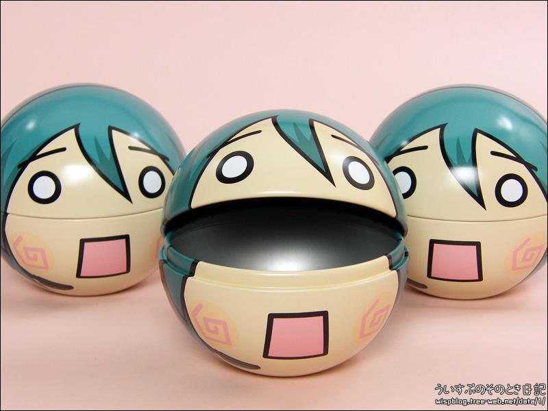 はちゅねミク球体缶 × ミクダヨー