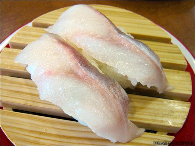 ホッケのお寿司