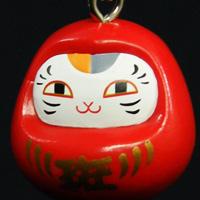 タカラトミーアーツ「夏目友人帳 ニャンコ先生meets日本の民芸」を回してみました。
