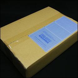 プレミアム バンダイで「カードキャプターさくら」のグッズが届きました。[梱包写真]