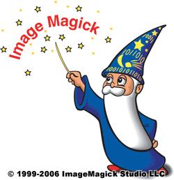 ImageMagickをWindowsへ導入しました。
