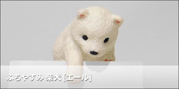 ふちやすみ 柴犬 [エール]
