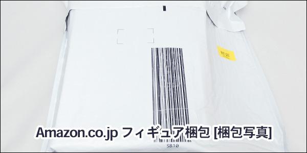 Amazon.co.jp やっぱり袋で配送だ。フィギュア梱包 [梱包写真]